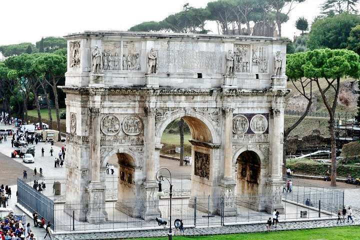 Top attractions to visit in Rome