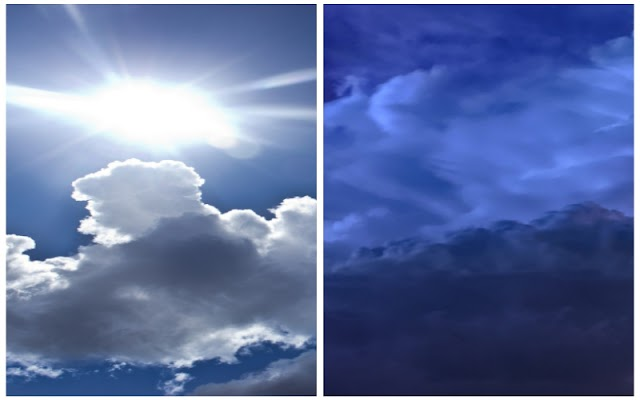 Τοπικές βροχές και σποραδικές καταιγίδες τις θερμές ώρες και αύριο στην Ήπειρο