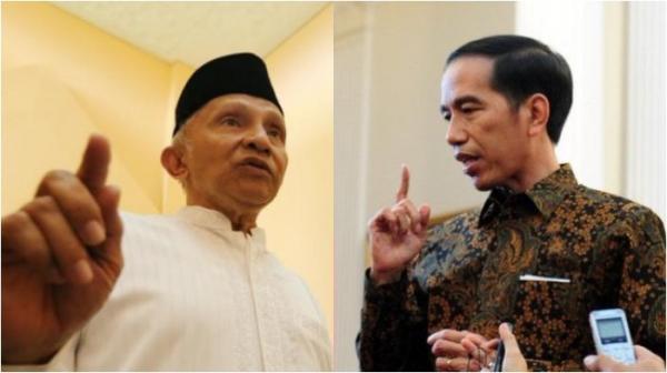 Amien Rais-Jokowi Bertemu, PAN: Ada Pihak yang tak Senang