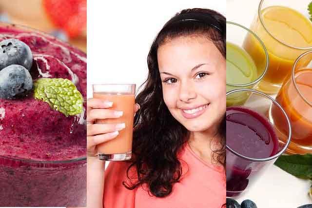 5 عصائر صحية لإفطارك اليومي