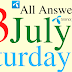 Telenor Quiz Today | 03 July 2021 | My Telenor App Today Questions and Answers | Test your Skills
