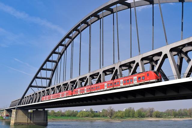 Truss Bridge atau Jembatan Rangka Baja