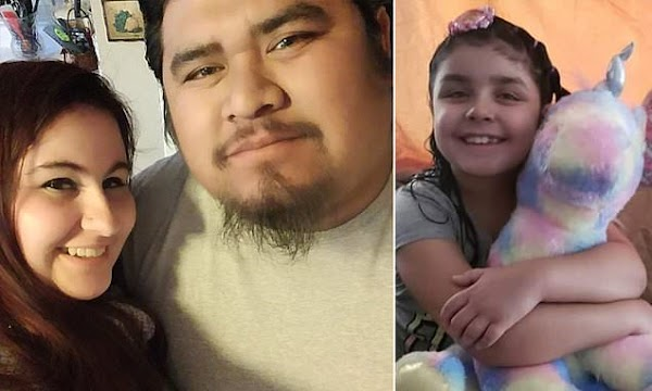 Father and stepmom charged with torture and murder of girl, 11, 'burned her with pitchfork
