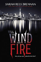 Tell the Wind and Fire by Sarah Rees Brennan book cover and review