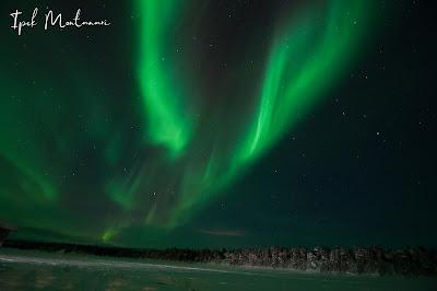 Kuzey ışıkları, Aurora Borealis gezi yazısı, ışıkları görmek, finlandiya, laponya, seyahat blog, inari, ivalo