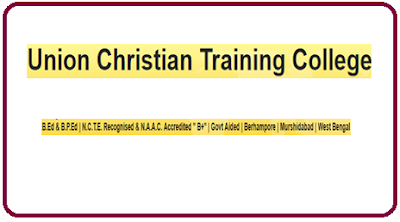 Union Christian Training College
