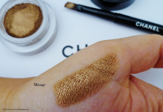 illusion d'ombre-mirage-chanel-swatch