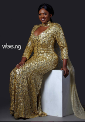 Waje is all shades of gorgeous in new magazine shoot