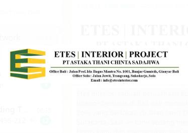 Lowongan Kerja Satpam Di Etes Interior Surakarta Portal Info Lowongan Kerja Terbaru Di Solo Raya Surakarta 2021