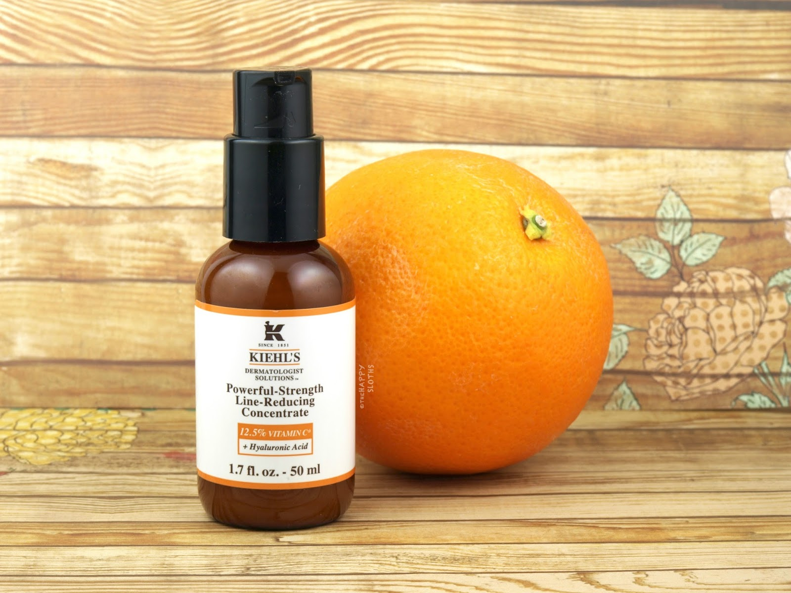 Kiehl's | Powerful-Strength Line-Reducing Concentrate Vitamin C Serum: Review