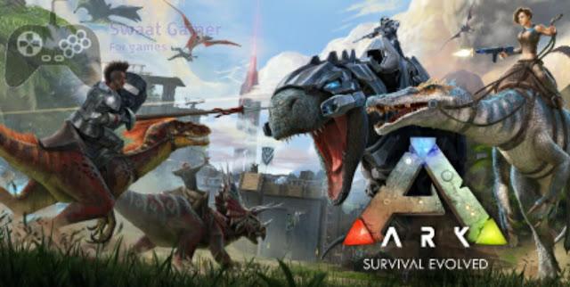 تحميل لعبة Ark survival evolved للكمبيوتر مجانا