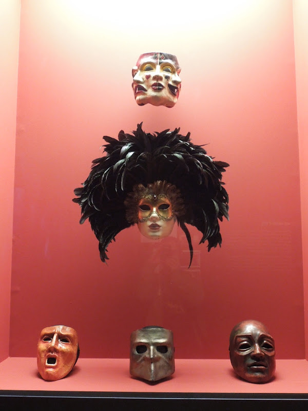 Eyes Wide Shut movie masks Stanley Kubrick exhibit LACMA