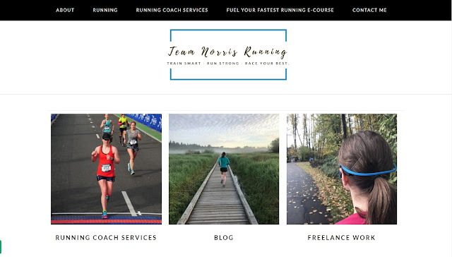 Laura Norris Running