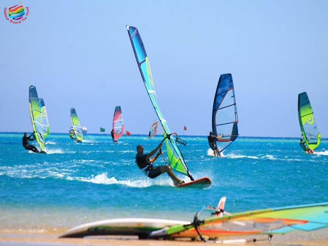 Windsurf - Soma Bay - Hurghada
