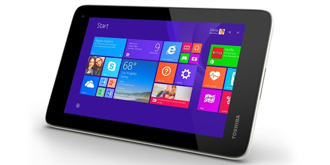 Toshiba Encore Mini officially announced at an affordable price with Windows 8.1