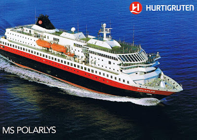 Hurtigruten's Polarlys Receives Makeover