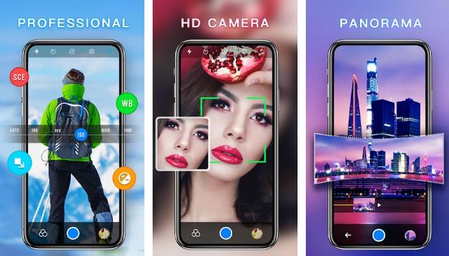 أفضل تطبيقات الكاميرا البانورامية للاندرويد