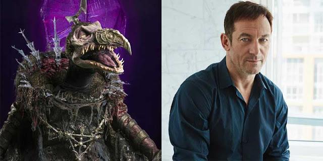 Jason Isaacs es El Emperador en 'Cristal Oscuro: La era de la Resistencia'