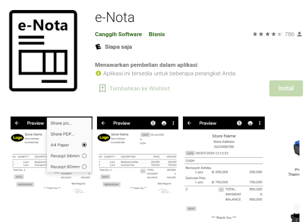 Aplikasi E-Nota Aplikasi Cetak Struk Offline Android,Aplikasi Cetak Struk Iphone,Software dan Aplikasi,Aplikasi Cetak Struk Online,Aplikasi Print Struk Belanja,Aplikasi Cetak Struk Bluetooth,Software Cetak Struk PC,