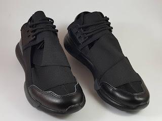 Sepatu Running Adidas Y3 Qasa High Yohji Yamamoto, jual sepatu running, harga adidas Y3 yamamoto, adidas running qasa high,