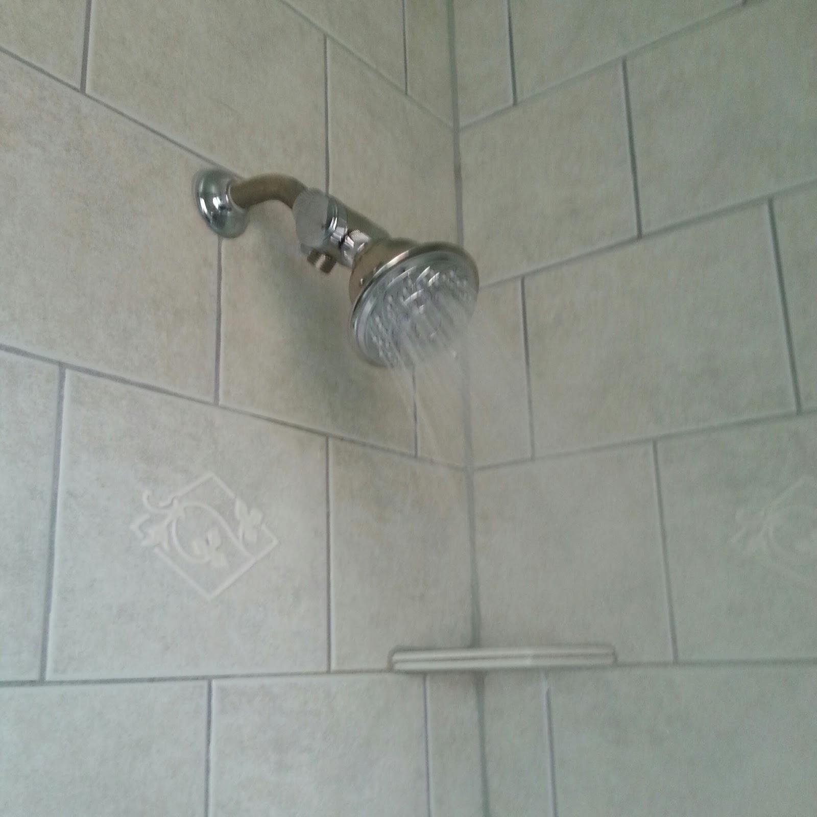 Doodlecraft: Luxurious Dual Shower Head!