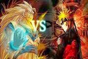 لعبة قتال ناروتو ضد ابطال دراغون بول Naruto vs DragonBall
