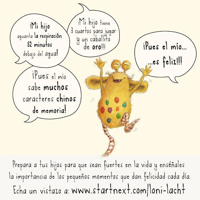 Loni sonríe, Resilienz, Kinderbuch, Glück, Loni lacht!, Pumpf, Kinderbuchillustration