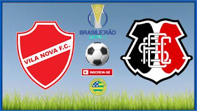 Vila Nova quer ser o primeiro time a vencer em casa no quadrangular final da Série C em seu grupo