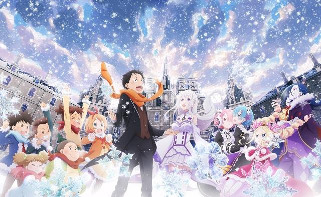 Re:Zero kara Hajimeru Isekai Seikatsu: Memory Snow Sub Indo
