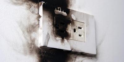 9 Penyebab Instalasi Listrik Rumah Memercikan Api