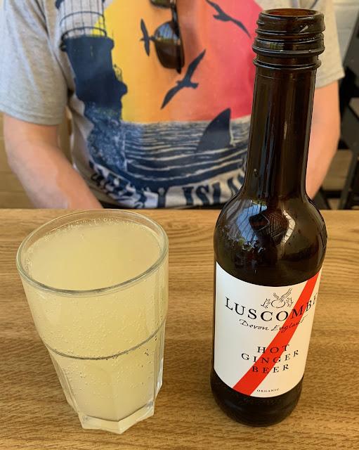 Luscombe Hot Ginger Beer