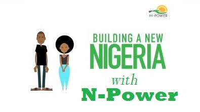 2017/2018 N-Power Build (N-Build) Shortlisted applicants Names For Training | October N-Build List