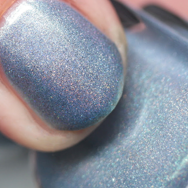 Wildflower Lacquer Stairway to Holo