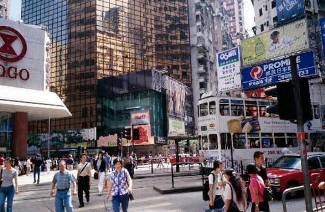 Hongkong negara Favorit tyjuan TKW-Info hub Ali Syarief Hp. 087781958889 - 081320432002