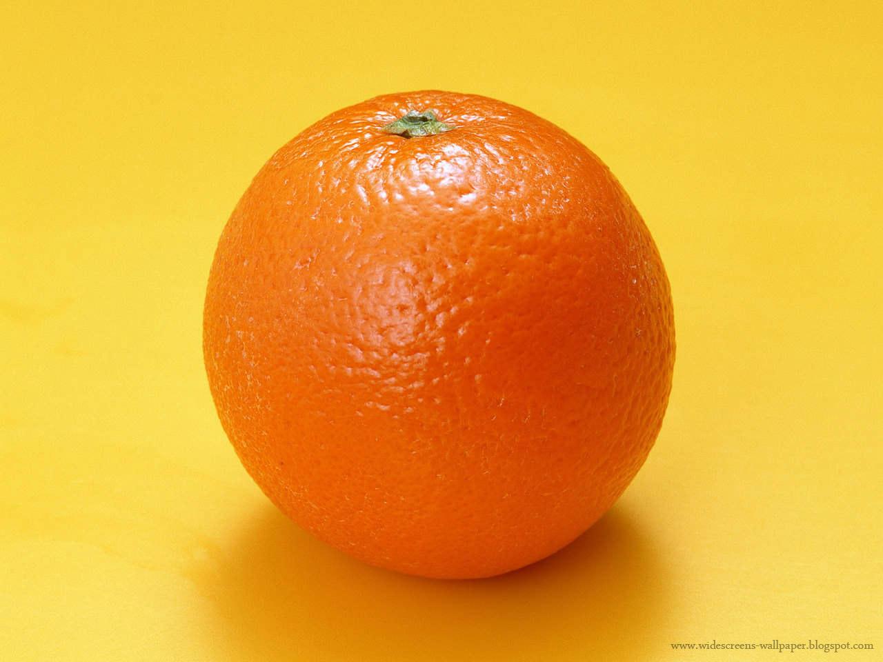 High Quality Orange Wallpaper