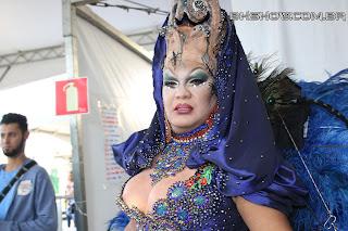 IMG 9824 - 13ª Parada do Orgulho LGBT Contagem reuniu milhares de pessoas