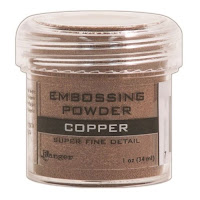 Super Fine Copper Embossing Powder