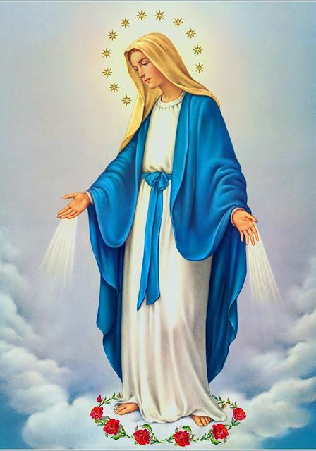 صور العذراء مريم
