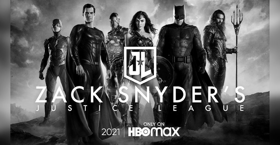 Justice League: Zack Snyder Cut Officially Releasing On HBO Max in 2021