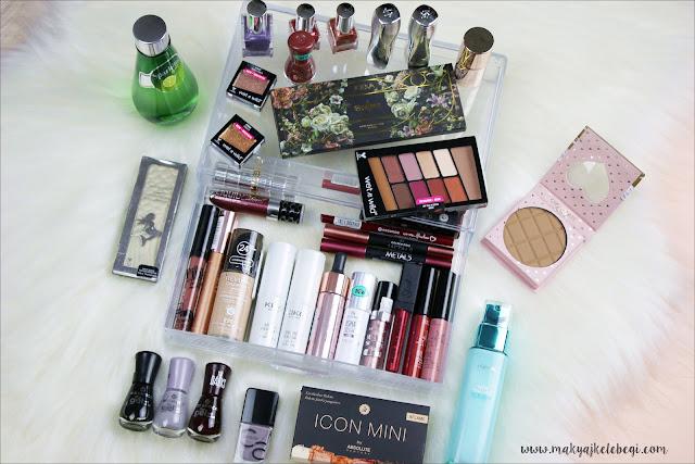 Yeni Kozmetik Ürünlerim