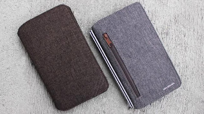 Noty2.0 Passport Travel Wallet