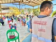 Inician entrega de pensiones a adultos mayores y personas con discapacidad  en Guerrero, con #SuSanaDistancia