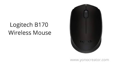 Logitech-B170-Wireless-Mouse
