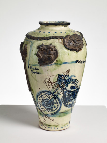 Making A Mark The Great Grayson Perry Lost Works Treasure Hunt