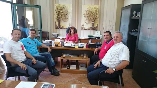 Θεσπρωτία: Στο Δημαρχείο Σουλίου η Ένωση Αστυνομικών Υπαλλήλων Θεσπρωτίας