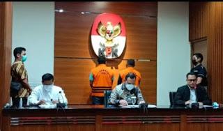 KPK Tetapkan Wali Kota Tanjungbalai sebagai Tersangka