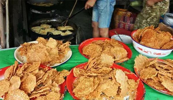 緬甸特色路邊攤小吃大集合