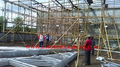 Mekar Jaya Siapkan Wisata Desa Olahraga