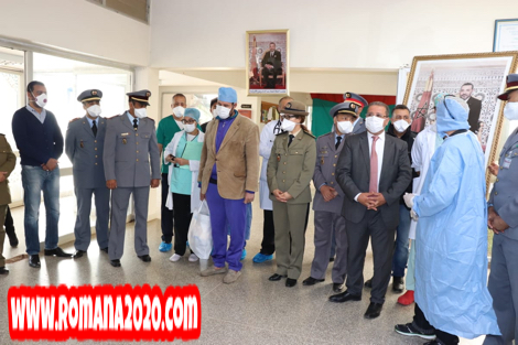 أخبار المغرب تسجيل ثاني حالة تتعافى من فيروس كورونا المستجد covid-19 corona virus كوفيد-19 بإقليم خريبكة khourigba