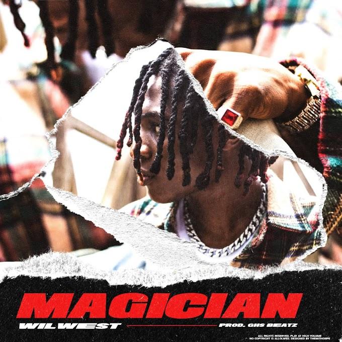 MP3    Wilwestt - Magician (GHS Beatz)